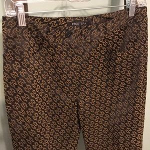 Pants - Patterned and Textured Pants